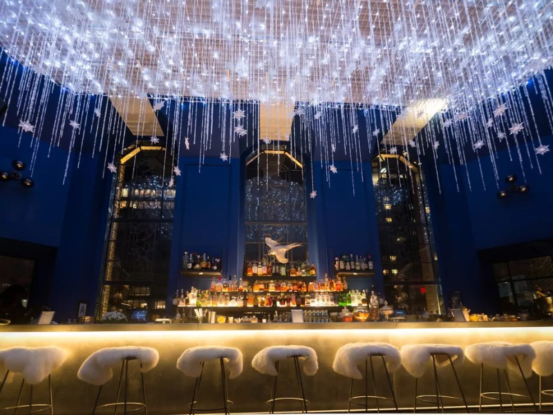 World's Best Restaurants to Spend the Christmas Eve luxury restaurants World's Best Luxury Restaurants to Spend the Christmas Eve World   s Best Restaurants to Spend the Christmas Eve 10 1