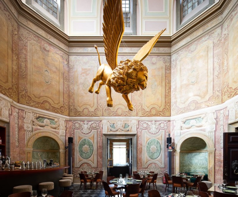 18th Century Palace Renovated with An Amazing Design restaurant design 18th Century Palace Renovated with An Amazing Restaurant Design 18th Century Palace Renovated with An Amazing Design 2