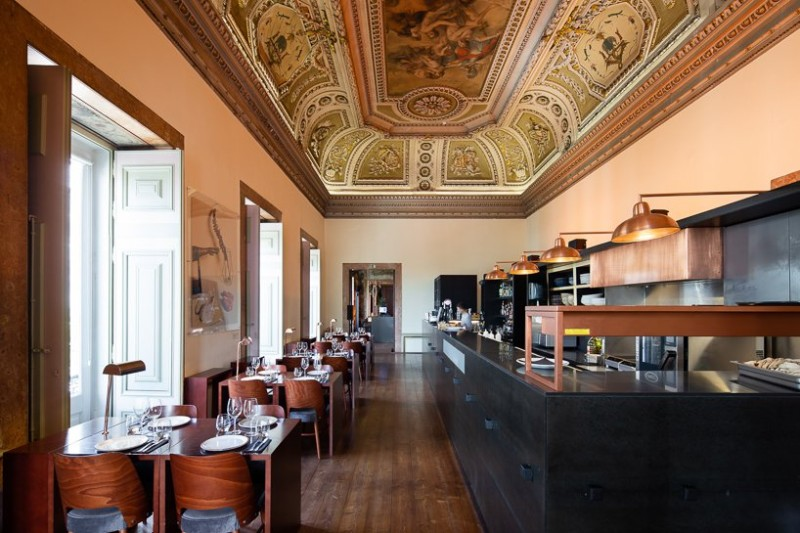 18th Century Palace Renovated with An Amazing Design Restaurant Design 18th Century Palace Renovated with An Amazing Restaurant Design 18th Century Palace Renovated with An Amazing Design 6