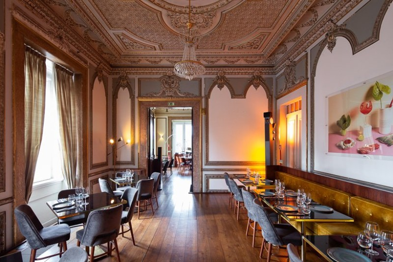 18th Century Palace Renovated with An Amazing Design restaurant design 18th Century Palace Renovated with An Amazing Restaurant Design 18th Century Palace Renovated with An Amazing Design 7
