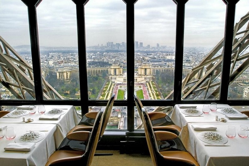Eiffel Tower Restaurants to Visit During Maison et Objet maison et objet paris Eiffel Tower's Restaurants to Visit During Maison et Objet Paris Eiffel Tower Restaurants to Visit During Maison et Objet 8