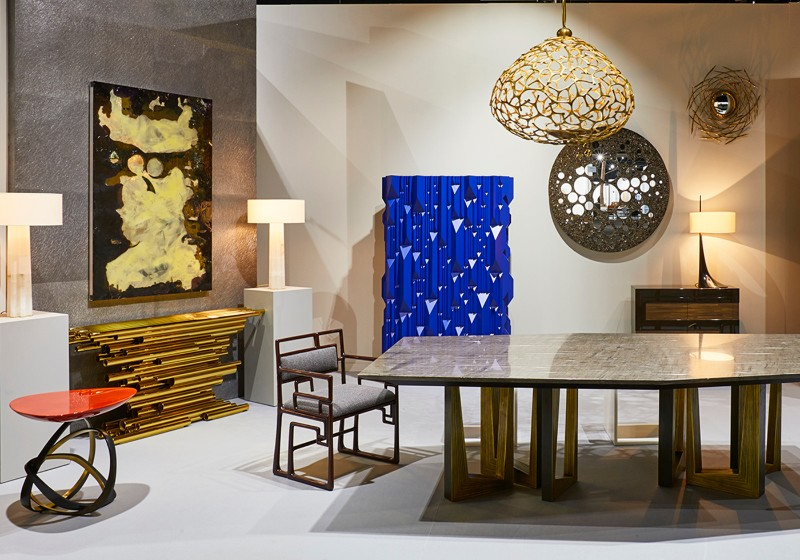 Expect the Unexpected at PAD Genève 2019 Dining Design Expect the Unexpected: Dining Design at PAD Genève 2019 Expect the Unexpected at PAD Gen  ve 2019 10