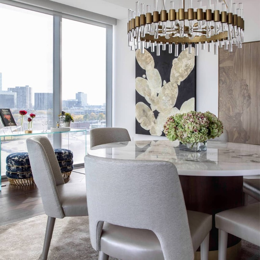 Best of the West: Dining Room Ideas by Top Western USA Designers
