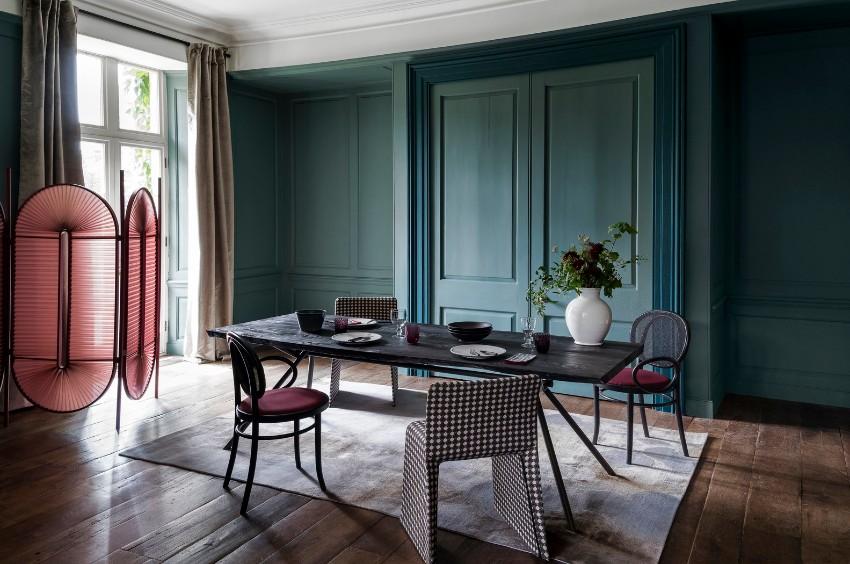 colour trends 2019 Colour Trends 2019: Transform your Dining Room Colour Trends 2019 Transform your Dining Room8