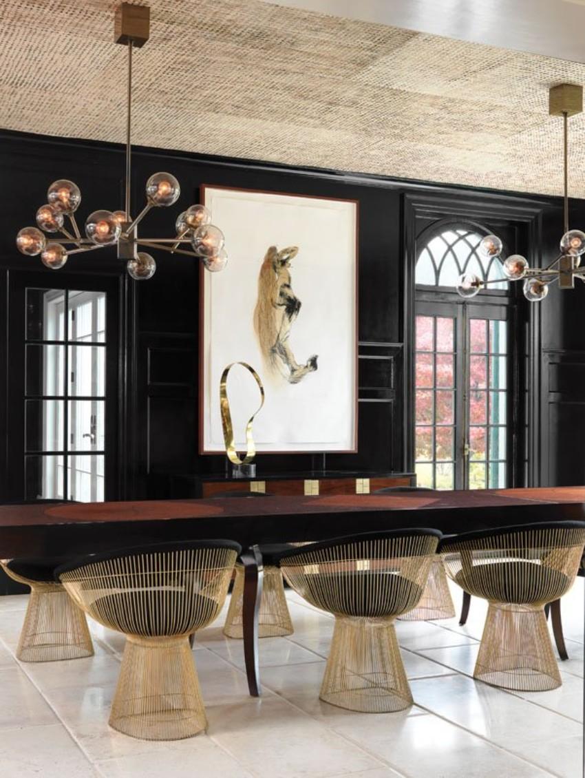 Dining Room Design Tips from Superstar Designer  bobby berk Dining Room Design Tips from Superstar Designer Bobby Berk Dining Room Design Tips from Superstar Designer Bobby Berk 5