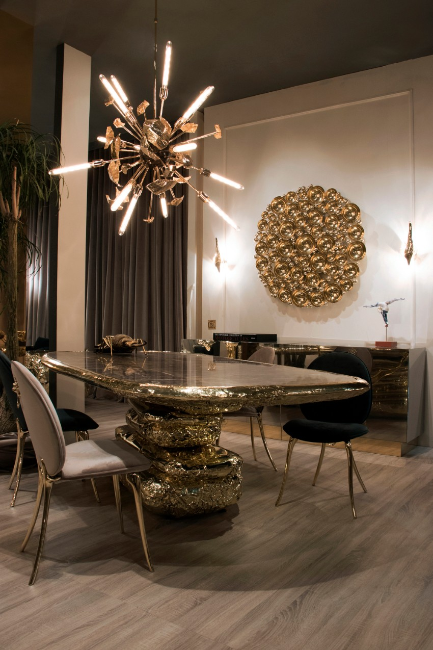 Luxury Modern Dining Tables That Make a Statement modern dining tables Luxury Modern Dining Tables That Make a Statement Luxury Modern Dining Tables That Make a Statement 2