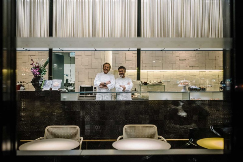 Oste e Cuoco: Milan's Fine Dining Star filippo la mantia Filippo La Mantia's Oste e Cuoco: Milan's Fine Dining Star Oste e Cuoco Milan   s Fine Dining Star