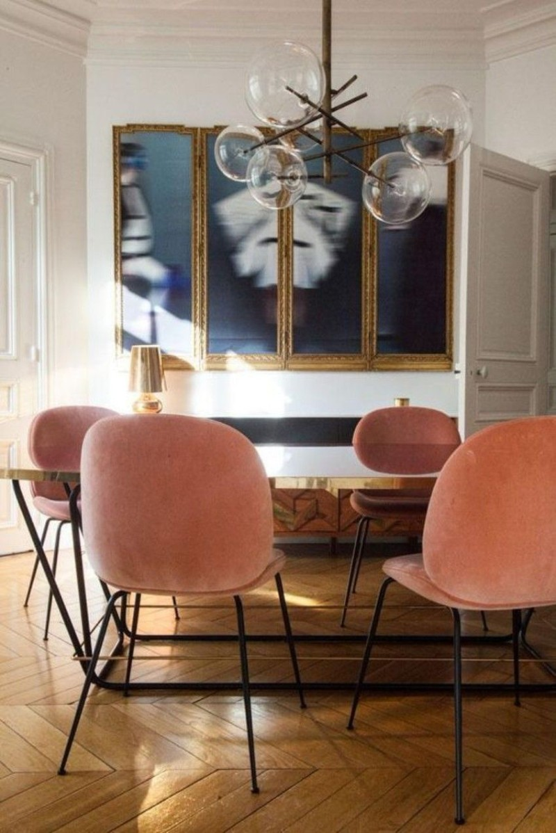 Pastel is The New Neutral dining design Pastel is The New Neutral – A Lyrical Dining Design Trend Pastel is The New Neutral     A Lyrical Design Trend 3 1