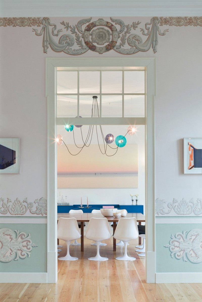 Pastel is The New Neutral dining design Pastel is The New Neutral – A Lyrical Dining Design Trend Pastel is The New Neutral     A Lyrical Design Trend Tiago Patricio Rodrigues