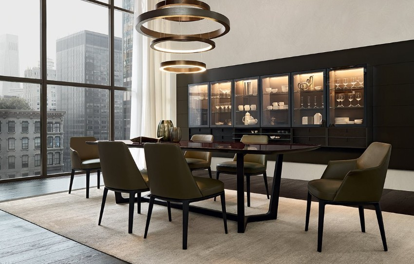 The Best of Italian  Dining room design The Best of Italian Dining Room Design The Best of Italian Dining Room Design 11