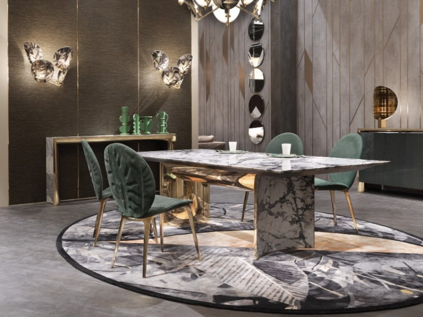 The Best of Italian  Dining room design The Best of Italian Dining Room Design The Best of Italian Dining Room Design 7