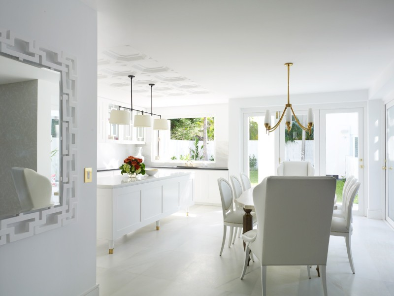 White Dining Room Ideas By Top Interior Designers