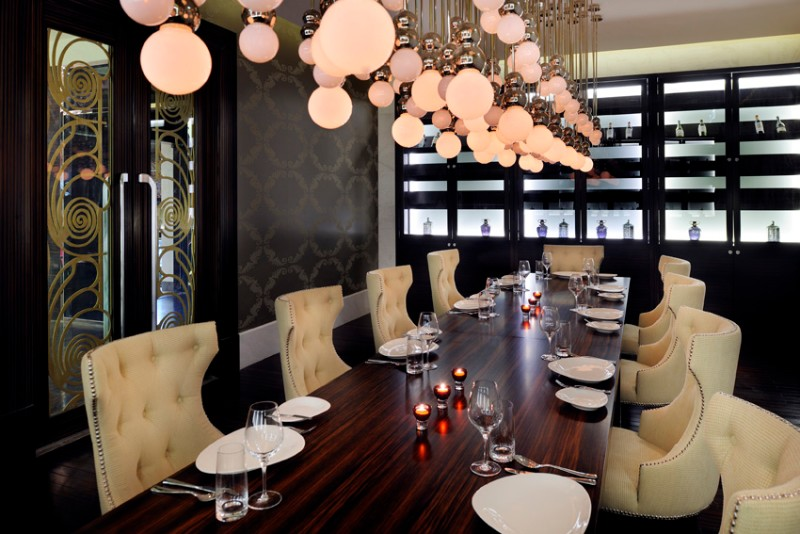 Top Luxury Dining Rooms By The Best Hotels In Middle East dining rooms Top Luxury Dining Rooms By The Best Hotels In Middle East merletto 05