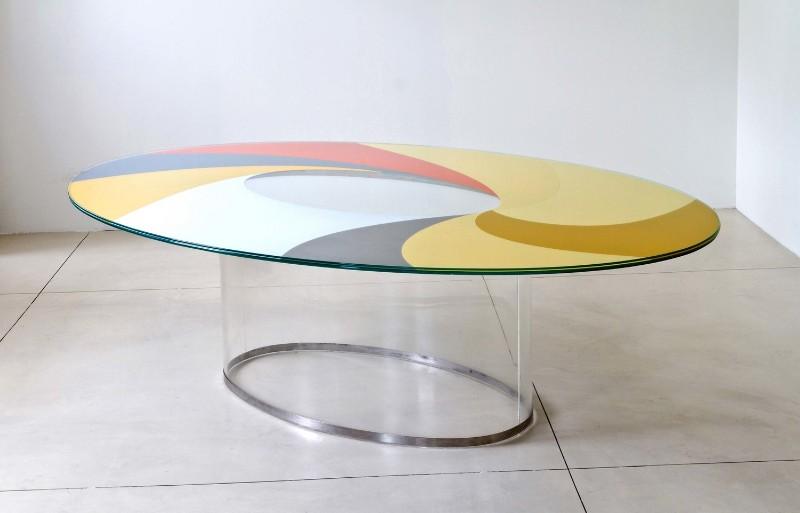 luxury dining tables Luxury Dining Tables By Maria Pergay 1