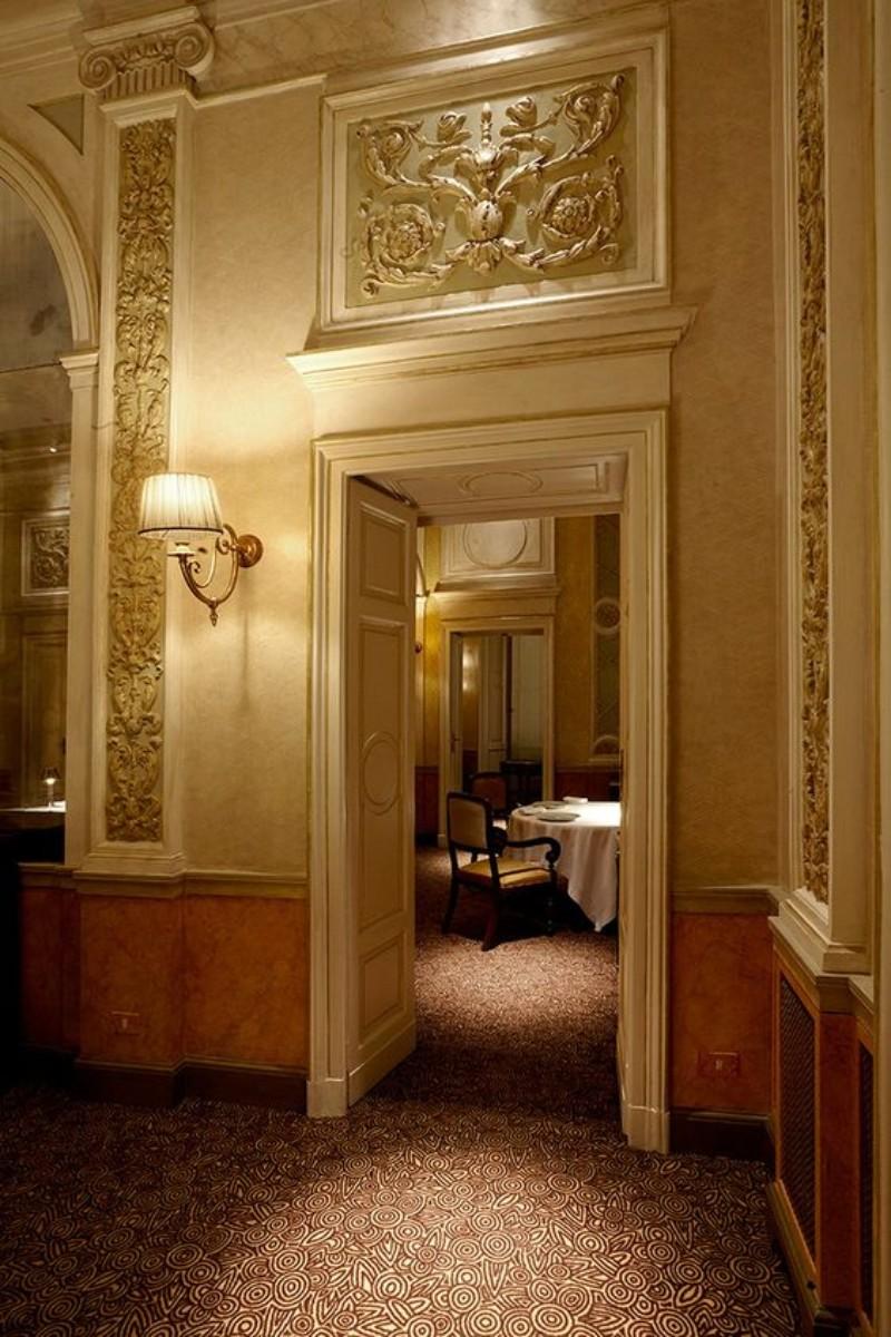 luxury restaurant The best luxury restaurant designed by Studio Peregalli 92fdb11ecd790cb123d5cd610b684499