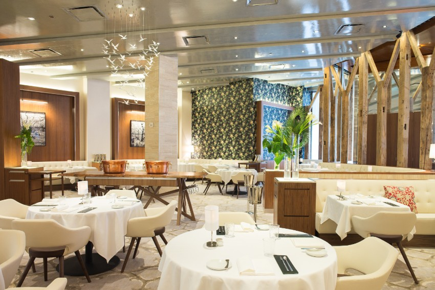 New York's High-end Restaurants Interior Design Best Interior Design in New York's High-end Restaurants Best Interior Design in New Yorks High end Restaurants 11