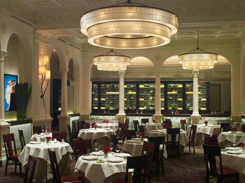 New York's High-end Restaurants Interior Design Best Interior Design in New York's High-end Restaurants Best Interior Design in New Yorks High end Restaurants 13