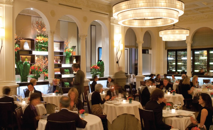 New York's High-end Restaurants Interior Design Best Interior Design in New York's High-end Restaurants Best Interior Design in New Yorks High end Restaurants 14