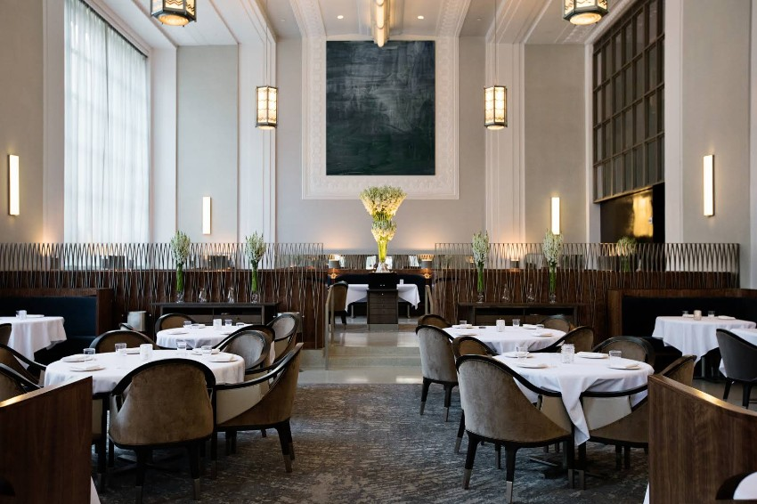 Best Interior Design in New York's High-end Restaurants