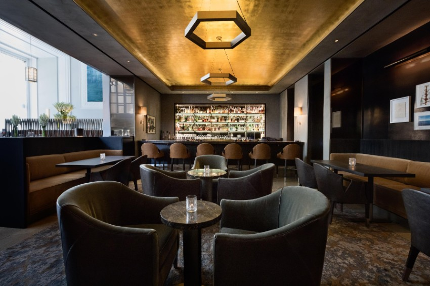 New York's High-end Restaurants Interior Design Best Interior Design in New York's High-end Restaurants Best Interior Design in New Yorks High end Restaurants 5