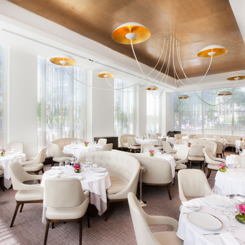 New York's High-end Restaurants Interior Design Best Interior Design in New York's High-end Restaurants Best Interior Design in New Yorks High end Restaurants 7