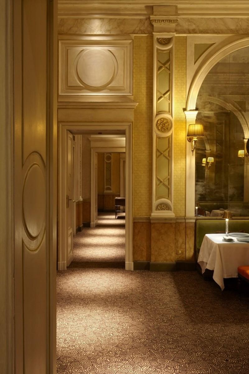luxury restaurant