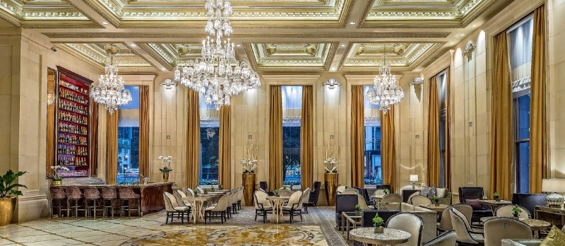Top Luxury Dining Rooms By The Best Hotels In North America