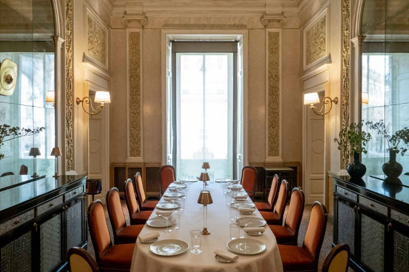 luxury restaurant The best luxury restaurant designed by Studio Peregalli Craccoristorante sicki040