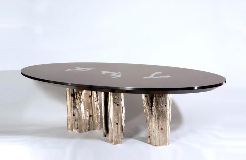 luxury dining tables Luxury Dining Tables By Maria Pergay Diningtable