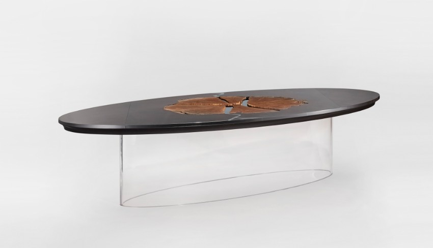Luxury Dining Tables By Maria Pergay luxury dining tables Luxury Dining Tables By Maria Pergay Luxury Dining Tables By Maria Perday 3