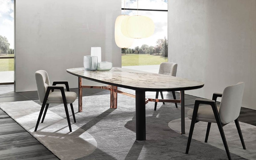 Most Wanted Dining Tables by Top Luxury Brands