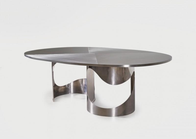 luxury dining tables Luxury Dining Tables By Maria Pergay b90c296c50684ad531e8d442a7590aa3