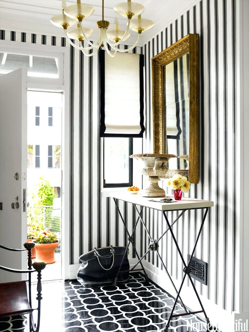 Black and White Entryway Decor Ideas You'll Fall In Love entryway decor Black and White Entryway Decor Ideas You'll Fall In Love black room ideas black entryway black white bedroom ideas decorating