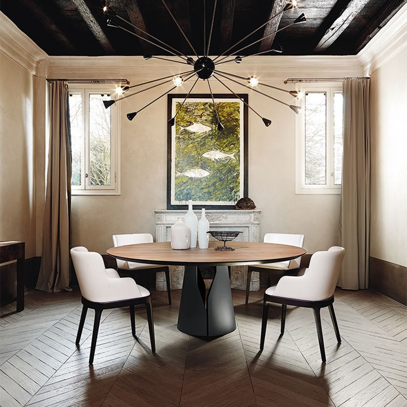 wooden dining tables wooden dining tables Wooden dining tables to inspire you cattelan italia giano dining table 3 1