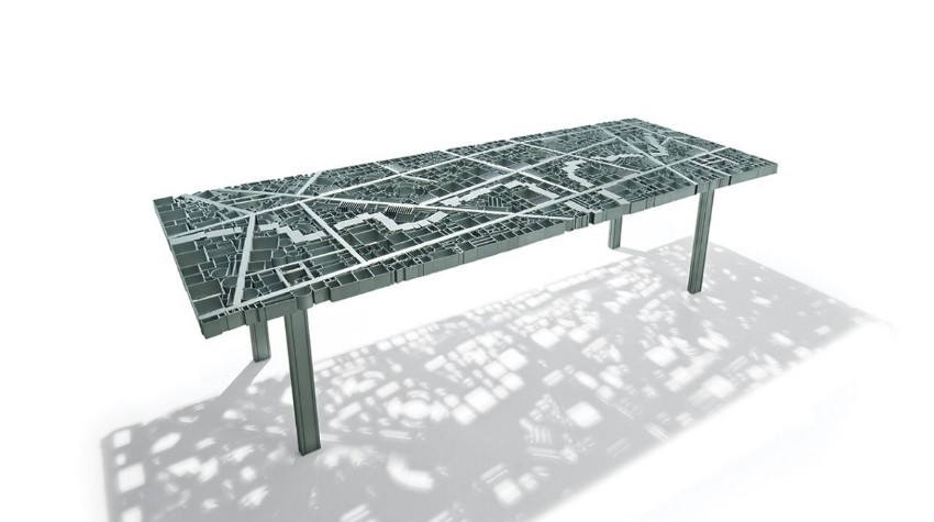 Unique Dining Tables by Edra