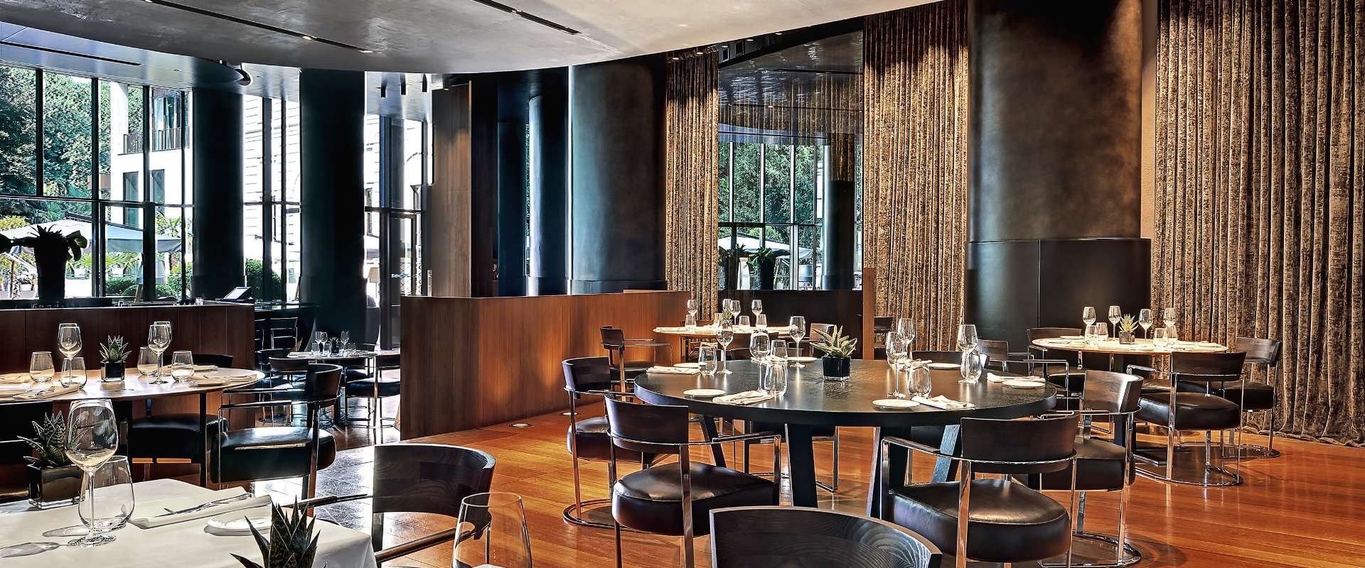 Top Luxury Dining Rooms in Milano's Hotels