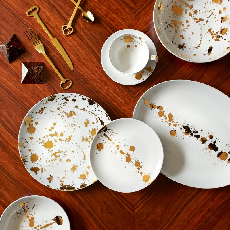 tableware Best Tableware for Your Dining Room Table jonathan adler