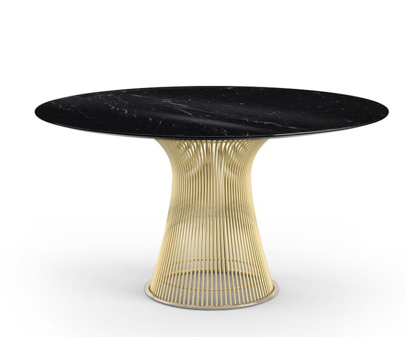 gold dining tables gold dining tables Gold Dining Tables With a Unique Design by Luxury Brands marble gold