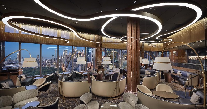 Top Luxury Dining Rooms By The Best Hotels In North America luxury dining rooms Top Luxury Dining Rooms By The Best Hotels In North America new york 2017 fine dining aviary 01