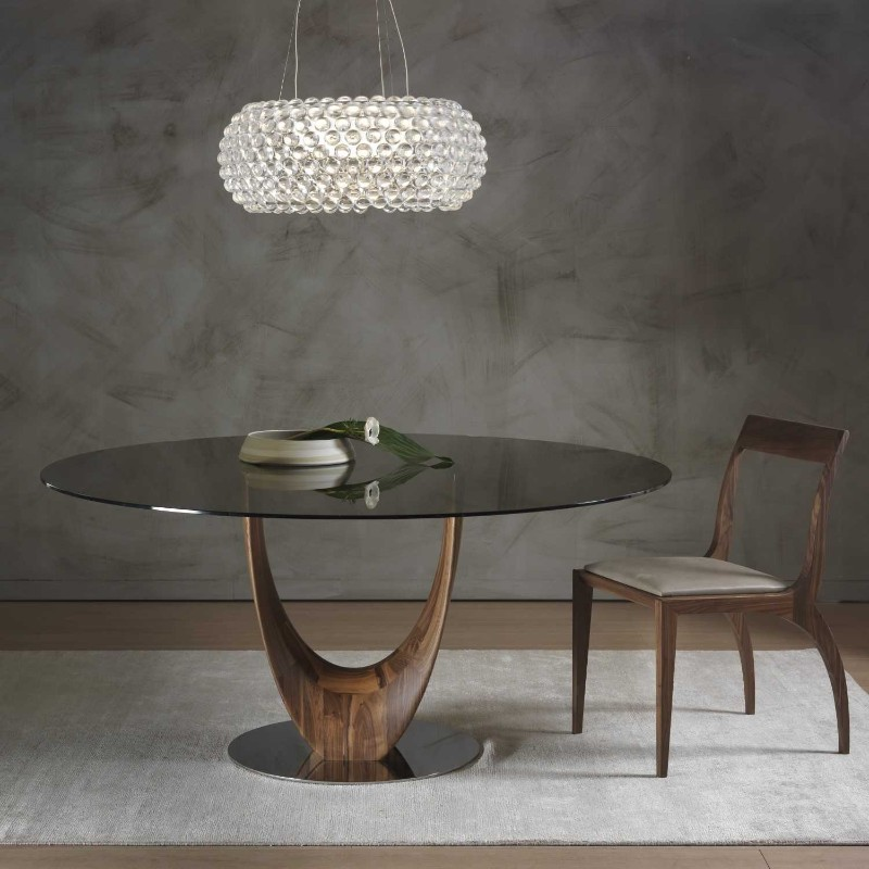 dining tables Best Dining Tables for Your Inspiration pec tavolo pranzo base massello axis 01 1