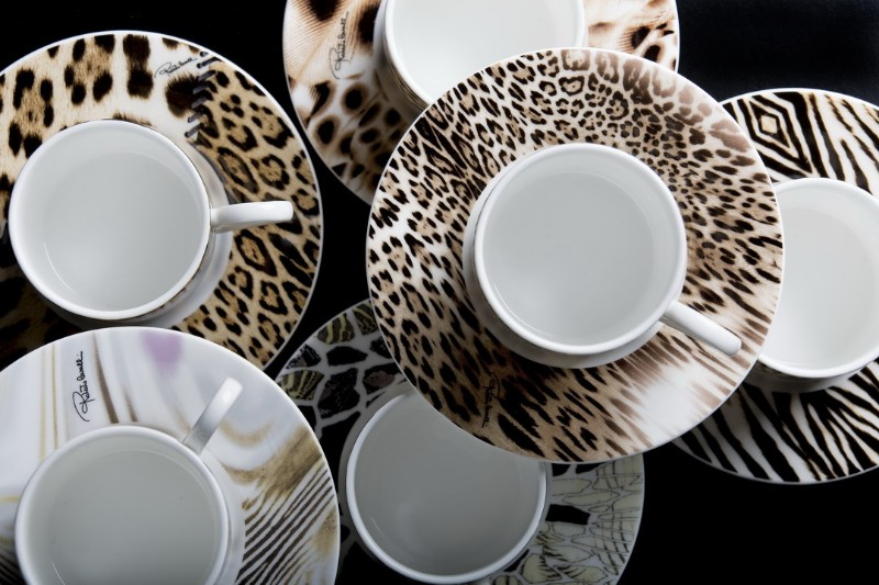 tableware Best Tableware for Your Dining Room Table roberto cavalli