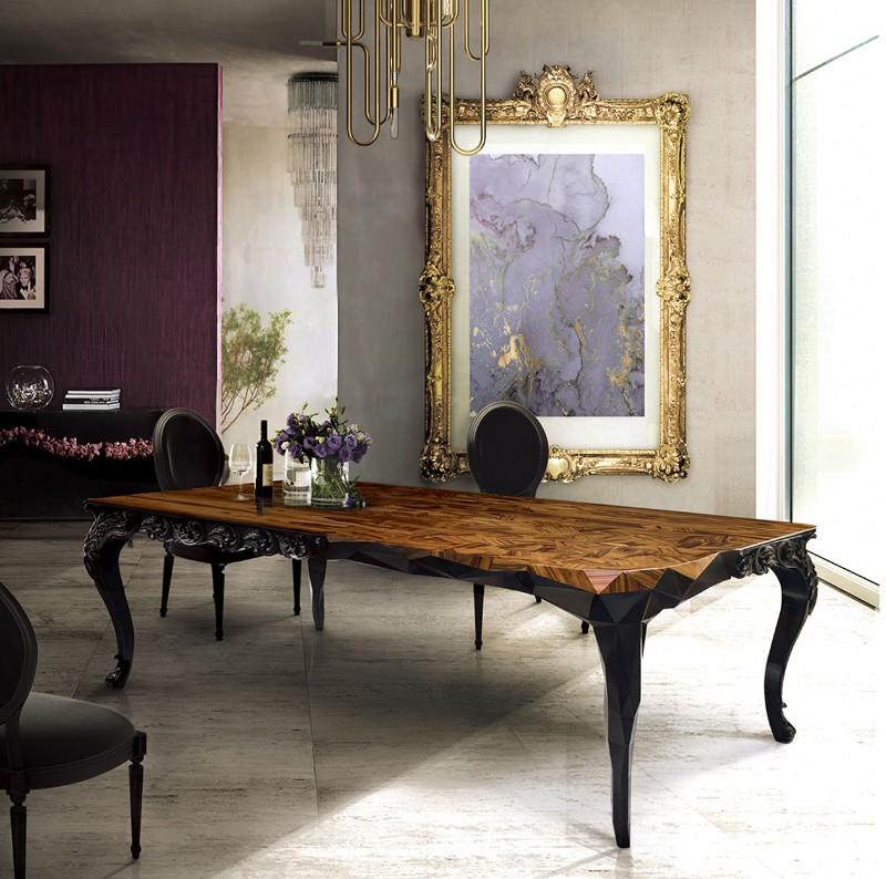 wooden dining tables Wooden dining tables to inspire you royal 05 1