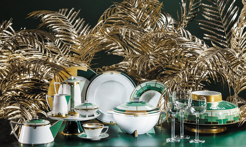 tableware Best Tableware for Your Dining Room Table vista alegre litoral magazine