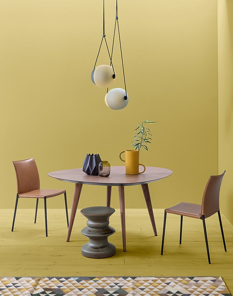 wooden dining tables Wooden dining tables to inspire you zanotta 2317 tweed gallery 2 preview