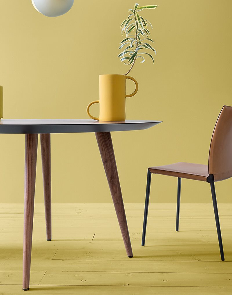 wooden dining tables Wooden dining tables to inspire you zanotta 2317 tweed gallery 6 preview
