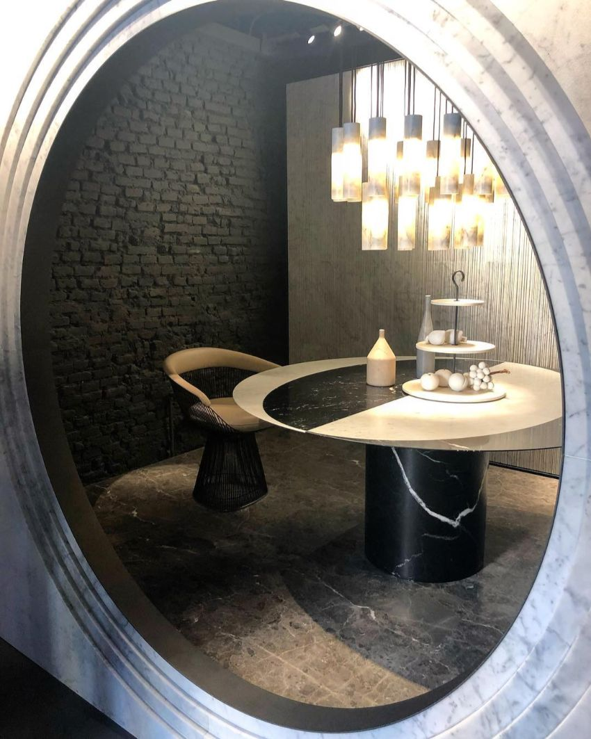 Luxury Dining Tables At Salone Del Mobile 2019 salone del mobile Luxury Dining Tables At Salone Del Mobile 2019 54512938 2666000523441404 8703304222939076344 n