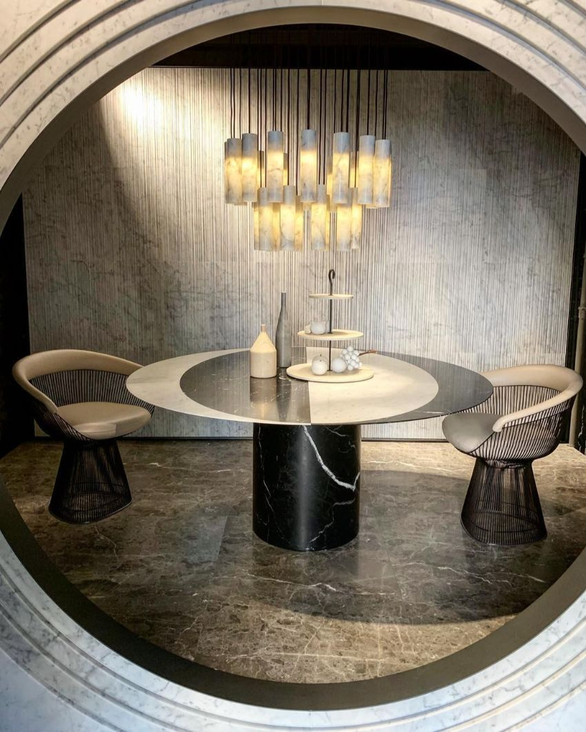 Luxury Dining Tables At Salone Del Mobile 2019 salone del mobile Luxury Dining Tables At Salone Del Mobile 2019 55899939 556508521506269 2716484039399252593 n