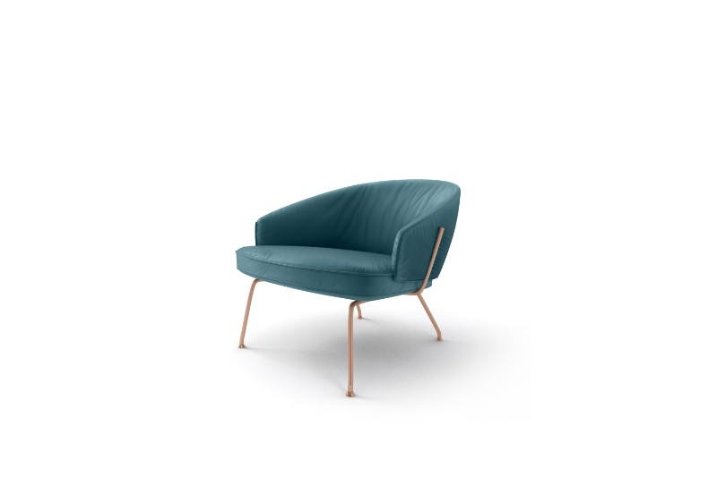 luxury furniture Luxury Furniture from Top Exhibitors at Salone del Mobile 2019 Bonaldo Bahia armchair 1