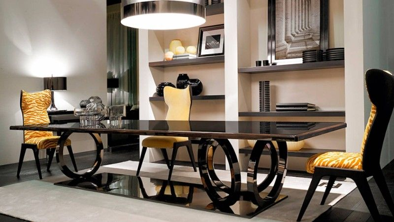 salone del mobile Salone del Mobile – The Best Trends For Your Dining Room Salone del Mobile The Best Trends For Your Living Room 2
