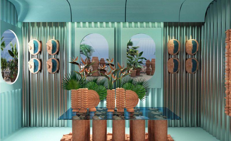 salone del mobile Salone del Mobile – The Best Trends For Your Dining Room Salone del Mobile The Best Trends For Your Living Room 3